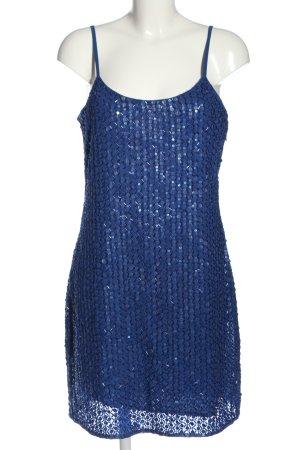 Romeo & Juliet Couture Abito scamiciato blu elegante
