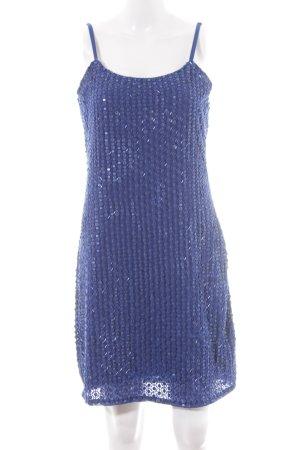 Romeo & Juliet Couture Trägerkleid blau Party-Look