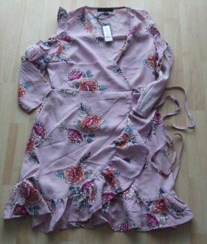 Romeo & Juliet Couture Robe portefeuille mauve