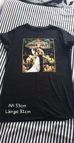 Romeo & Juliet Couture Camicia fantasia nero