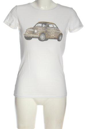 Romeo & Julieta Print-Shirt
