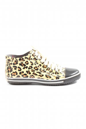 Romika High Top Sneaker allover print casual look