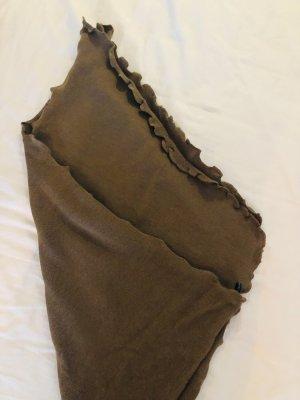 Hubegger Mantilla marrón grisáceo