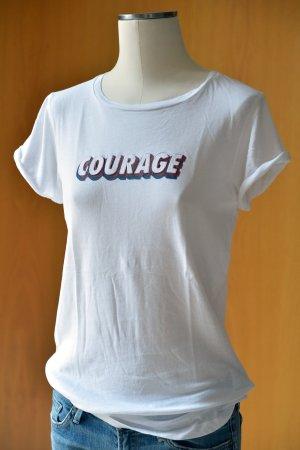 ROQA Koszulka z nadrukiem Wielokolorowy Bawełna
