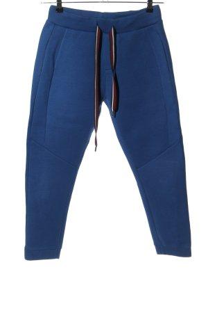ROQA Pantalone fitness blu stile casual