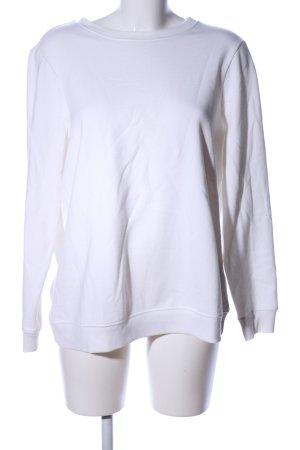 ROQA Sweatshirt weiß Casual-Look