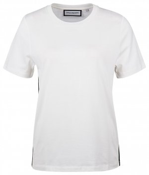 ROQA T-Shirt weiß Casual-Look