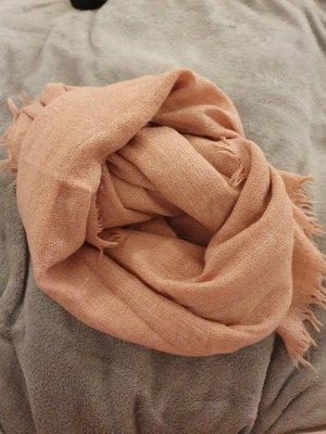 Tchibo / TCM Snood stoffig roze