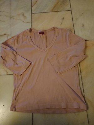 Rosa 3/4-Shirt