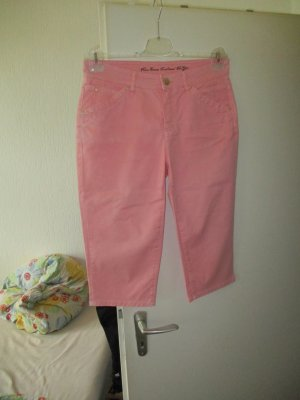 rosa 7/8 Jeans