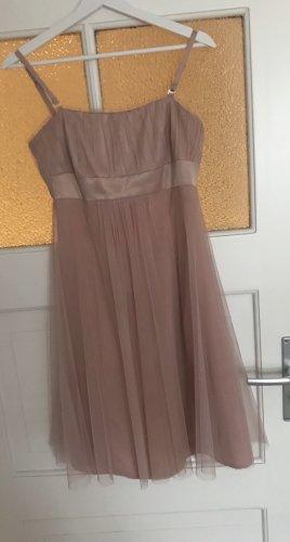Heine Sukienka typu babydoll różany