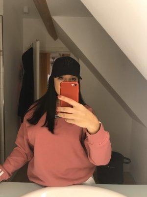 Rosa Adidas Pullover