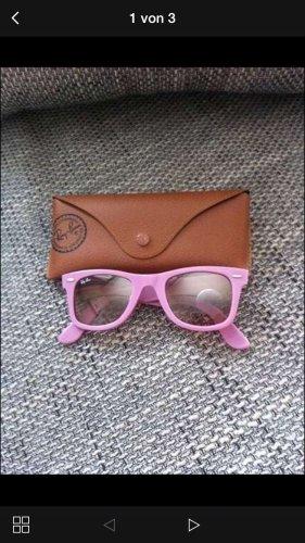 Ray Ban Gafas de sol rosa