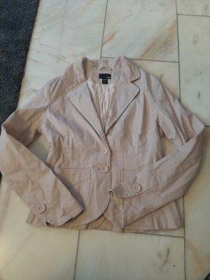 H&M Blazer en jean rosé-rose clair
