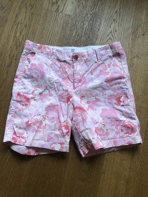 Rosa Blumen Shorts von GAP Größe 42