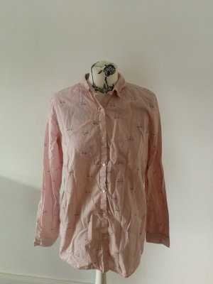 armedangels Long Sleeve Blouse black-pink