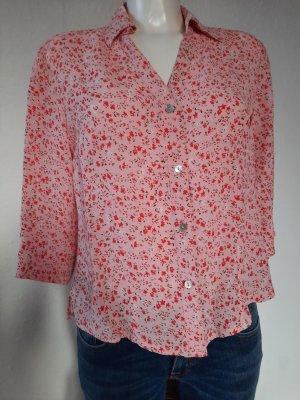 Brookshire Cols de blouses rose clair