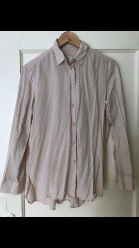 Filippa K Long Sleeve Blouse dusky pink