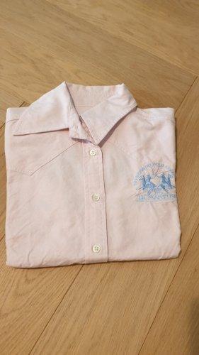 La Martina Short Sleeved Blouse multicolored