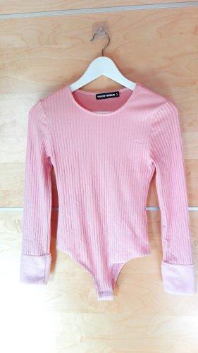 Tally Weijl Shirt Body pink-light pink