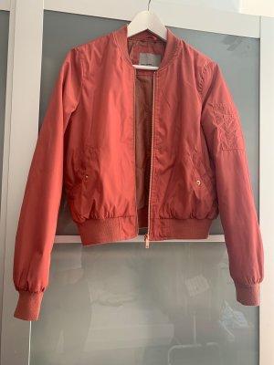Vero Moda Bomber Jacket russet-pink