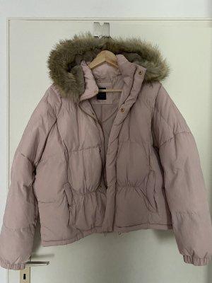 Snipes Bomber Jacket pink