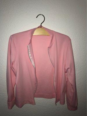 rosa Bomberjacke