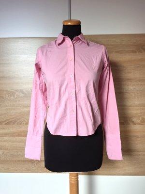 Rosa Business Hemd, Bluse von Ralph Lauren, Gr. XS