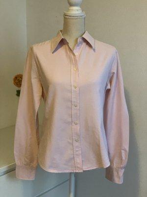 Rosa Business Hemd-Bluse von Tommy Hilfiger Gr. L