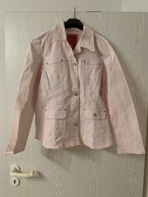 Cecil Giacca denim rosa pallido-rosa chiaro