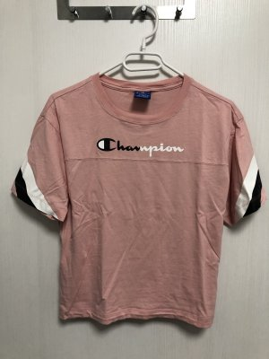 Champion Cropped Shirt multicolored