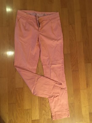 exit brooklyn Chinos salmon-pink