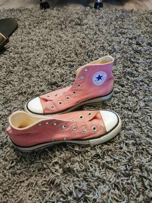 Converse Lace Shoes pink