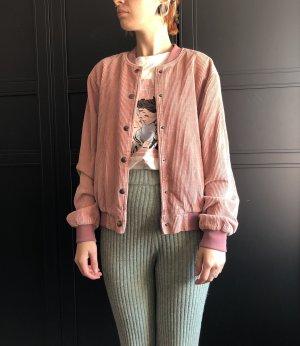 Brandy & Melville Giacca bomber rosa