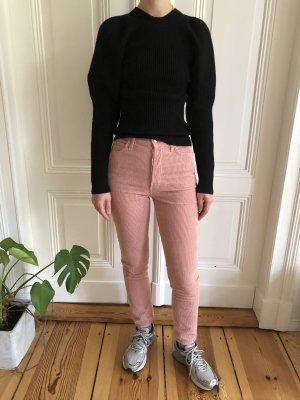 Rosa Cordhose Modell Olivia von Citizens of Humanity Slim Fit Größe 23
