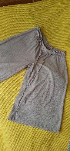 Yessica Pantalone culotte rosa antico