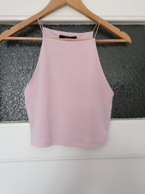 rosa cropped Top