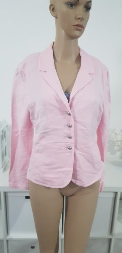 Aust Veste de smoking rose clair