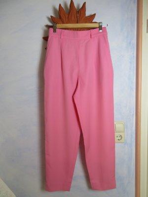 Escada Margaretha Ley Pantalón de lana rosa-rosa Lana