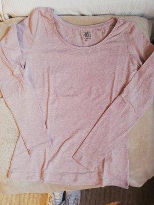 Rosa Farbenes Tshirt