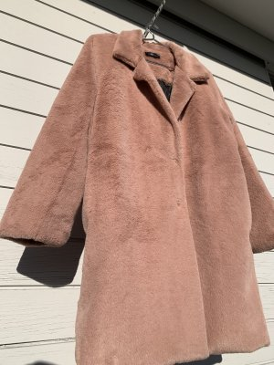 Blue Joint Manteau d'hiver or rose
