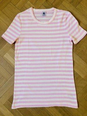 Rosa geringeltes Shirt