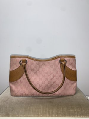 Gucci Handbag pink-brown