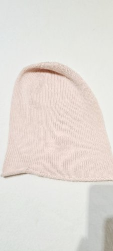 H&M Knitted Hat light pink