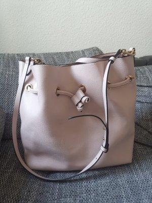 Rosa Handtasche mit extra Innentasche