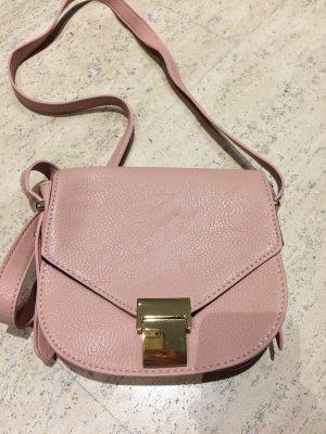 Rosa  Handtasche von forever21
