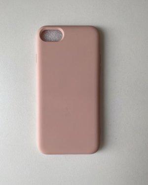 Custodia per cellulare rosa pallido
