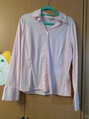 Classic by michele boyard Shirt Blouse light pink