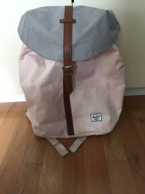 Herschel School Backpack rose-gold-coloured-grey