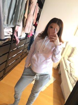 Rosa hoodie von l.o.g.g by H&M gr s